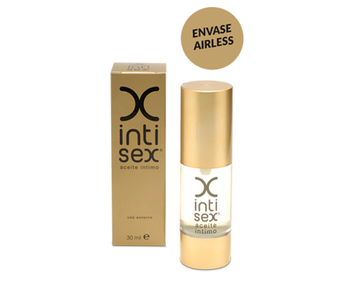 Pack Intisex, aceite íntimo
