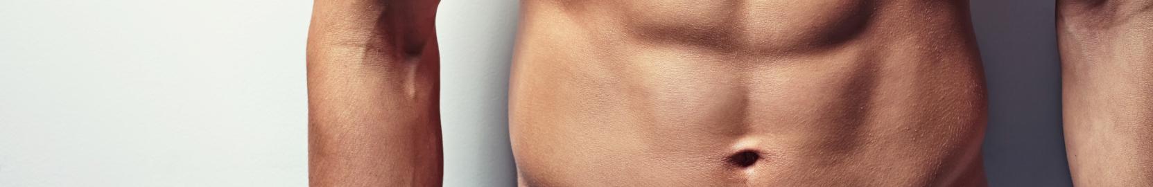 Slider para hombres abdomen