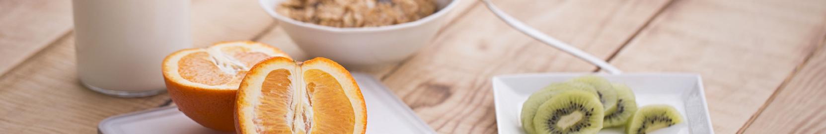 Slider Regulador intestinal fruta