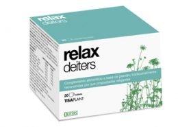 Relax Deiters con plantas con propiedades relajantes