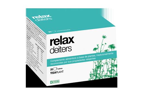 Relax Deiters, plantas con propiedades relajantes