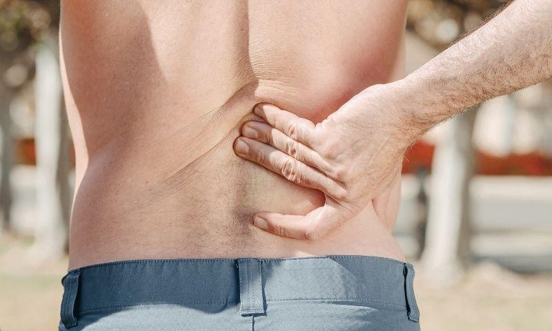 dolor de riñones por calculos renales