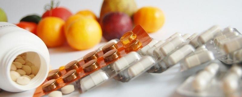 dieta equilibrada y complementos alimenticios