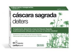 Cáscara Sagrada Deiters para favorecer tránsito intestinal