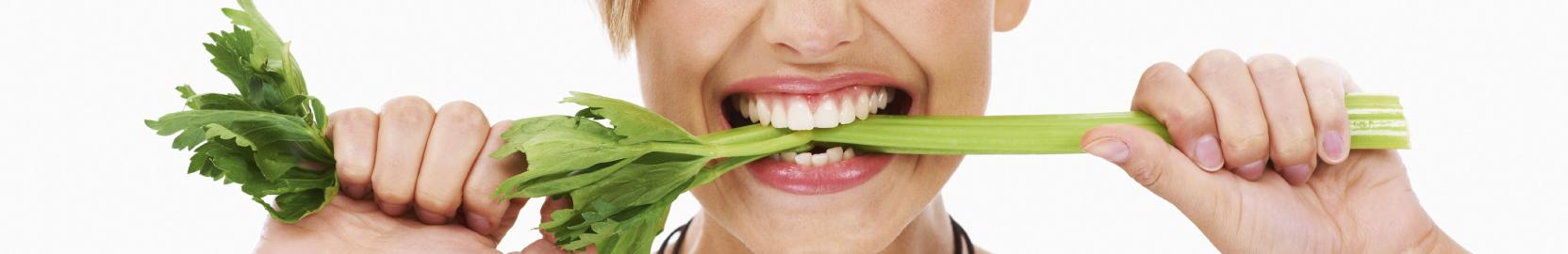 Slider control de apetito verduras
