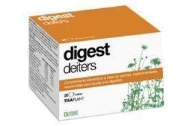 Digest Deiters con plantas para ayudar a la digestión