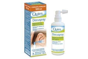 Docuspray - Spray para higiene del oído