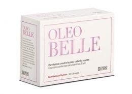 Oleobelle para revitalizar y nutrir piel, cabello y uñas.