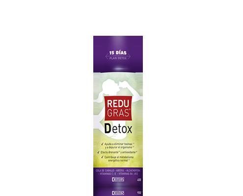 Bote Redugras detox 15 días