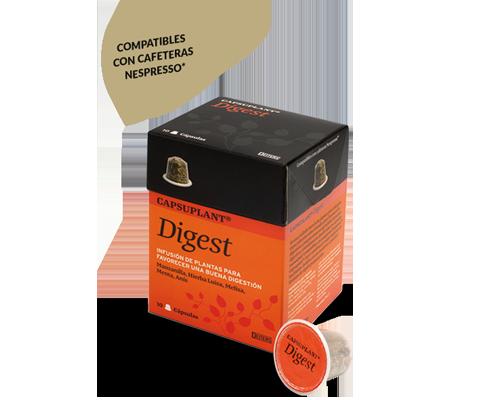Pack Capsuplant Digest para una buena digestión