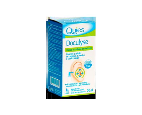 Pack Doculyse para evitar exceso de cerumen