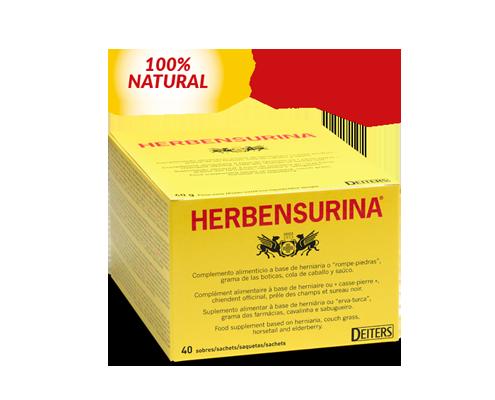 """Pack Herbensurina infusión con herniaria o """"rompe piedras"""""""