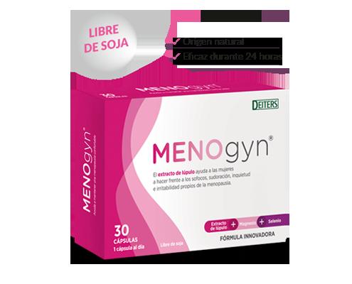 Pack Menogyn con extracto de lúpulo para la menopausia