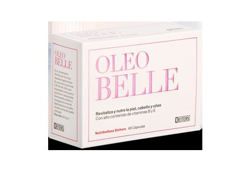 Oleobelle para nutrir piel, cabello y uñas