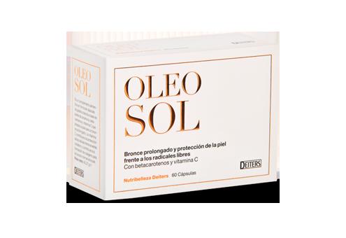 Oleosol con betacarotenos para un bronceado prolongado