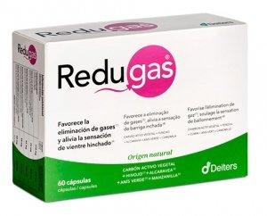 Redugas, para eliminación de gases