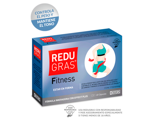 Redugras Fitness para mantener el peso