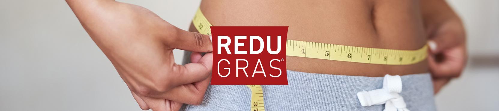 Slider Redugras medidas abdomen