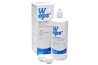 Wops' Solución Única para lentes de contacto