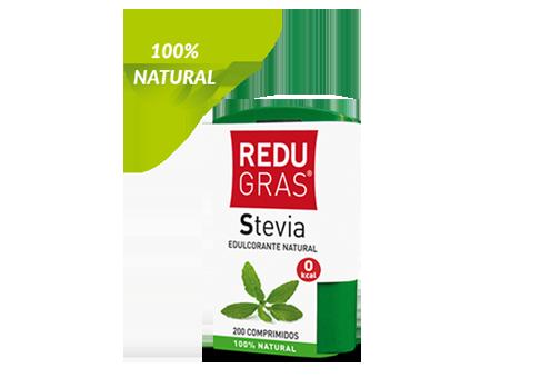 Stevia Redugras, edulcorante natural